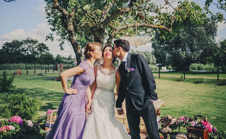 Elenos ir Jevgenij vestuvės