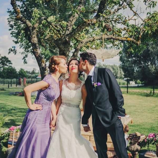 Vestuvių Šventė - Elena ir Jevgenij